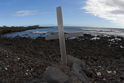 The spot - South Point - Ka`alu`alu Bay