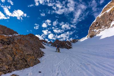 North Peak Mt Nebo, UT