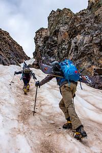 Conundrum Peak, CO