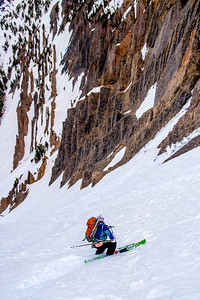 Champaign Couloir, Nebo