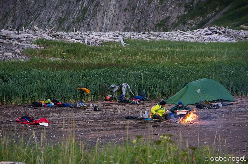 Hook Bay, Alaska