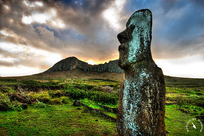 The Traveling Moai, Rapa Nui