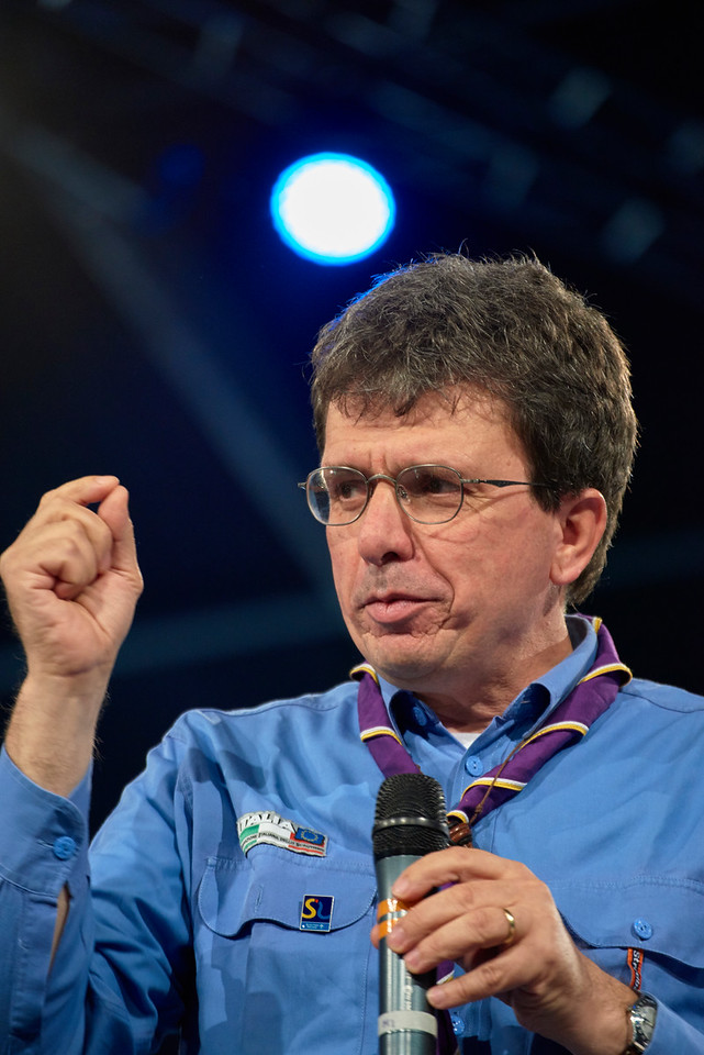 Roberto Cocianchin co-président de la CICS