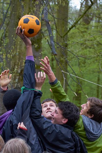 Grand jeu : le quidditch