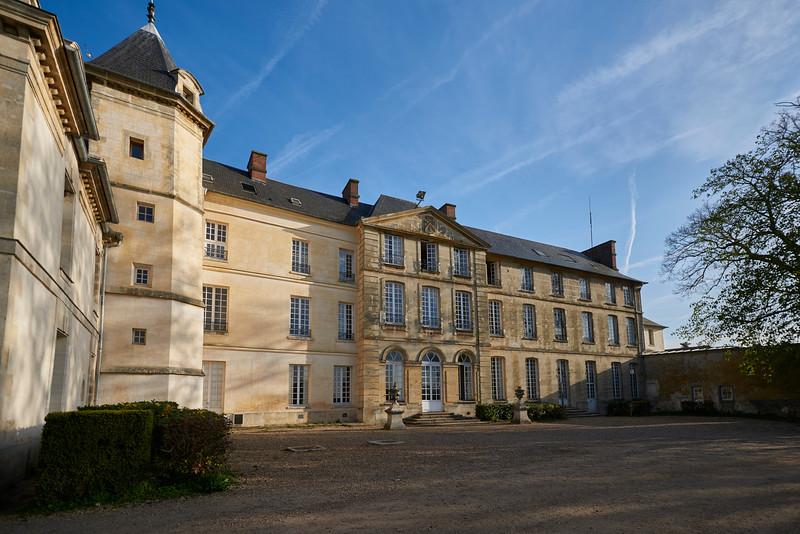 La chateau de Jambville