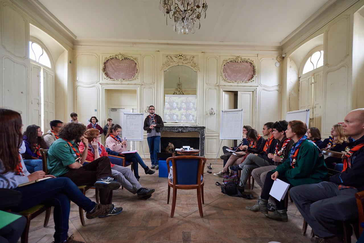 """Atelier sur le """"Youth Empowerment"""""""