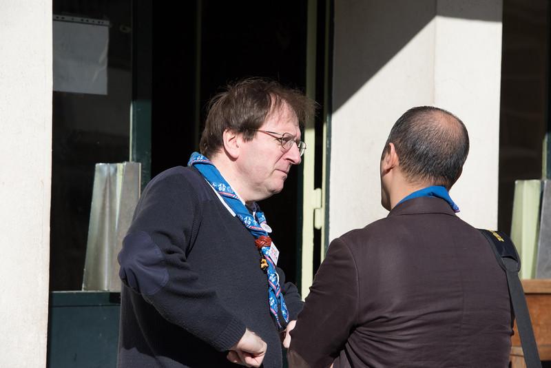 Président du Scoutisme Français et président des Scouts Musulmans de France