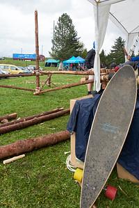 Faire du woodcraft, c'est autant stylé que le longboard