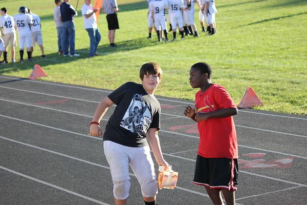 8th Grade Football 2012