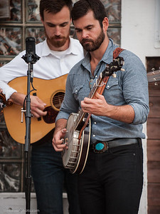 Andy Malloy, banjo solo