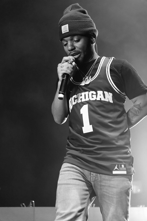 . Madein TYO live at The Fox Theatre  in Detroit, Michigan on 4/01/2017.  Photo credit: Ken Settle