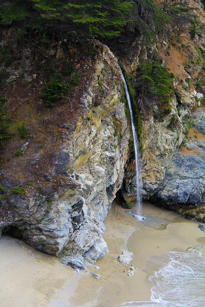 McWay Falls - Big Sur of California