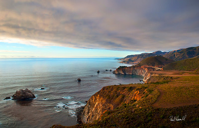 Big Sur Bixby Bridge Sunset