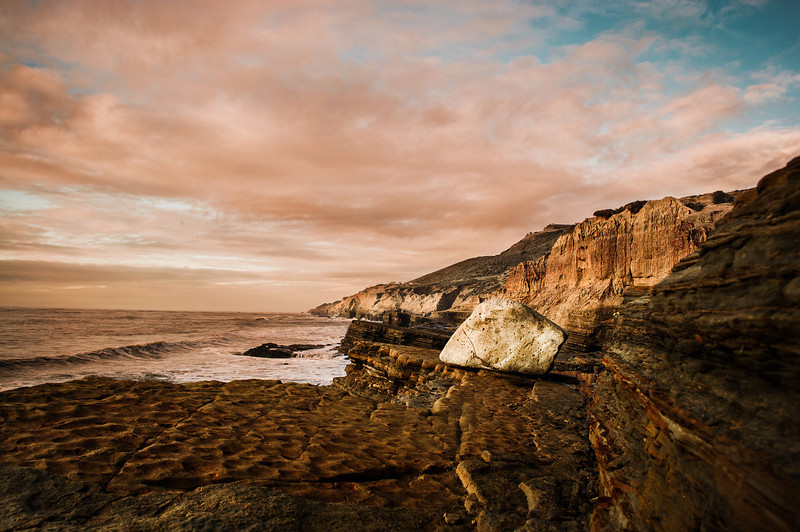 San Diego Cabrillo Cliffs