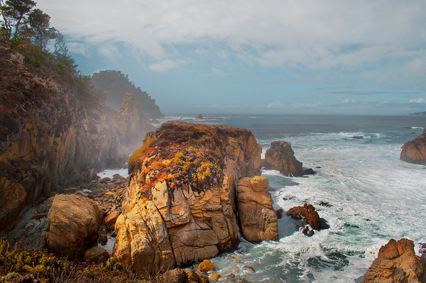 Big Sur, Point Lobos