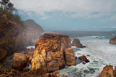 Big Sur, Point Lobos