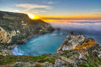 Potato Harbor, Channel Islands National Park, California, USA