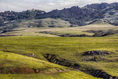 Hearst Castle, California, USA