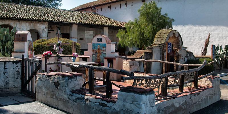 Mission San Miguel Arcángel, San Miguel, San Luis Obispo County, California