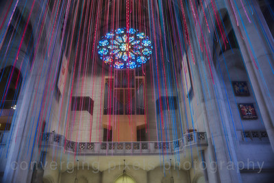 100 year music at Grace Cathedral