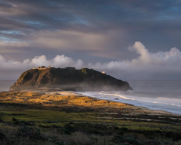 Golden Sunrise, Big Sur