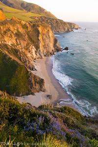 Pacific Embrace, Big Sur, California