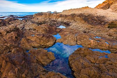 Tide pools, Big Sur Coast