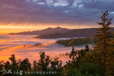 Sublime Sunset, South Coast, Big Sur