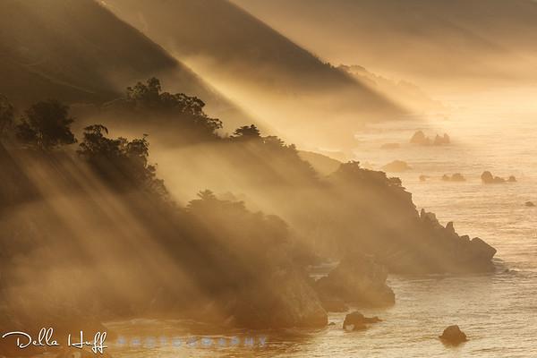 The Light of Big Sur