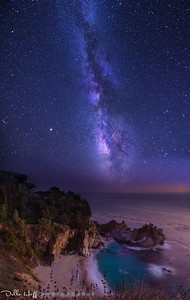 Cosmic Lineup, Big Sur, California