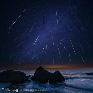 Skyfall, Big Sur, California