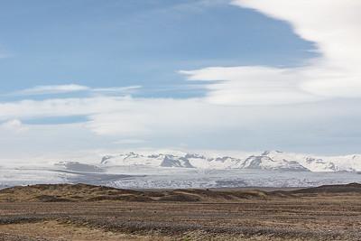 Breidamerkurjokull Glacier