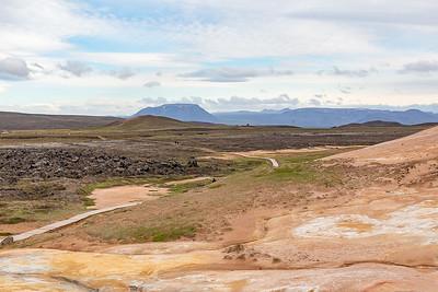 Leirhnjukur Geothermal field