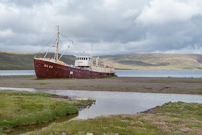 Gardar BA64 Wreck