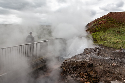 Deildartunguhver Hot Spring, most powerful in Europe