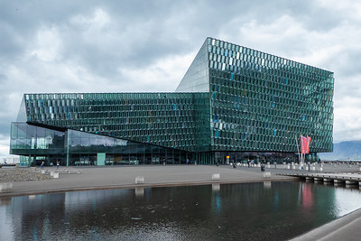 Reykjavik Harpa Concert Hall