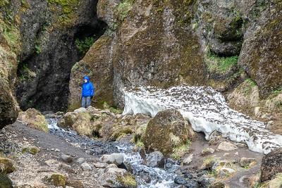Raudfeldargja Canyon