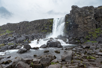 Thingvellir Oxararfoss