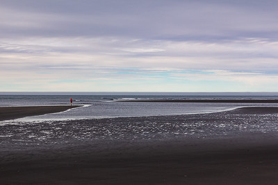 Stapavik Hike - Black Sand Beach
