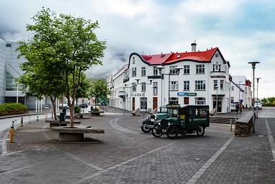 Isafjordur Town