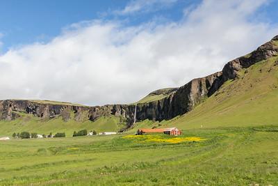 Foss-a-Sidu scenery