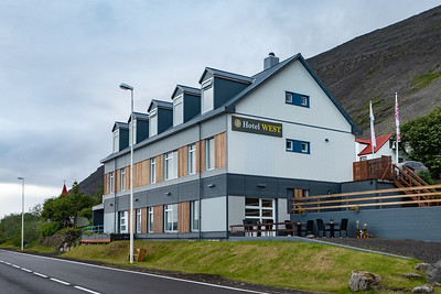 Hotel West in Patreksfjordur