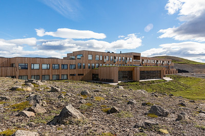 Fosshotel Myvatn for 3 nights