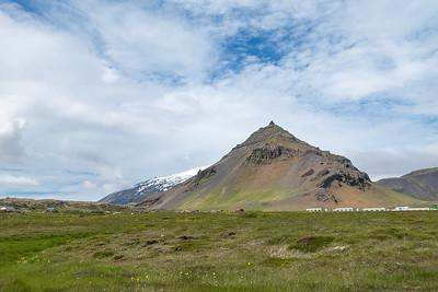 Arnarstapi to Hellnar Hike - Stapafell