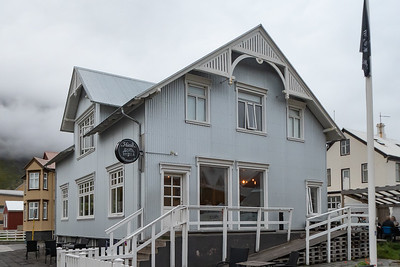 Isafjordur Town Husid Restaurant for a Dinner