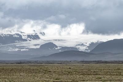 Kotlujokull Glacier