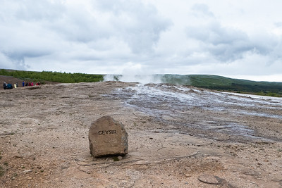 The Original Geysir!