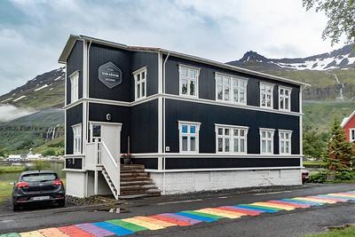 Vid Lonid Guesthouse in Seydisfjordur