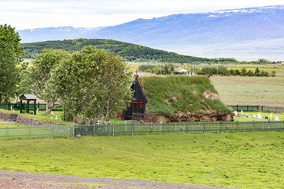 Vidimyrarkirkja Turf Church