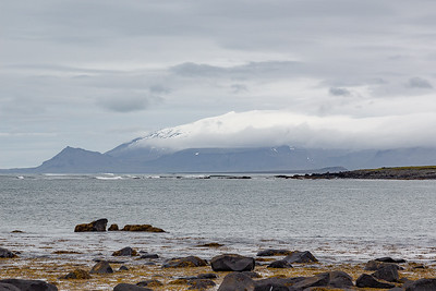 Snaefellsjokull Mountain and Ice Cap